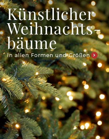 künstlicher weihnachtsbäume