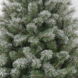 Künstlicher Weihnachtsbaum mit Frost, Noan Premium, 185 cm