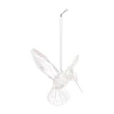 Kolibri Christbaumschmuck, mehrfarbig, Acryl, 10 cm